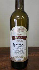 hopes garden label