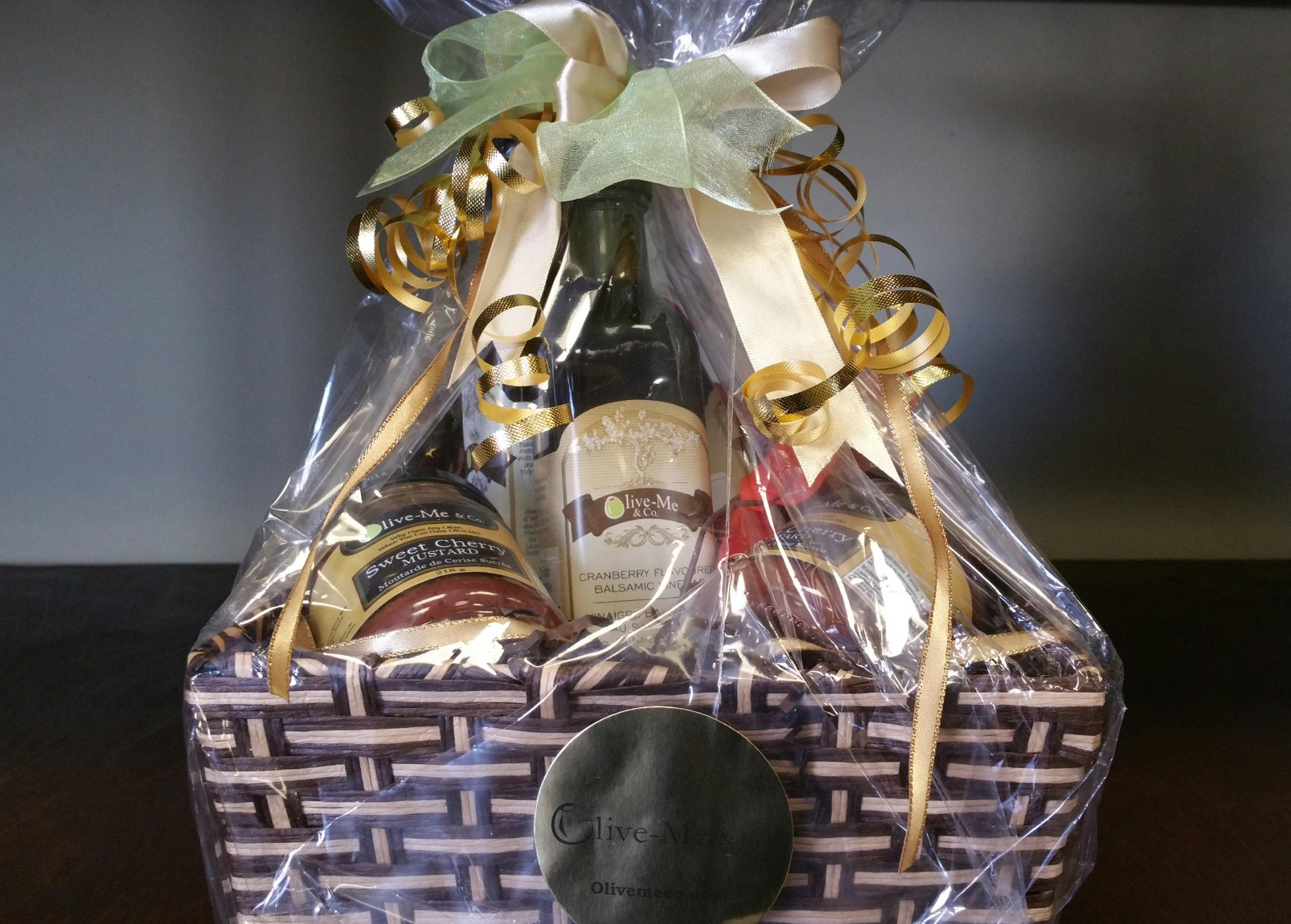 Gift baskets negle Images
